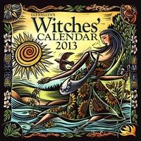 2013 Llewellyn Witches' Calendar